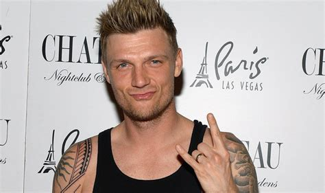 nick carter backstreet boys singer gets community service