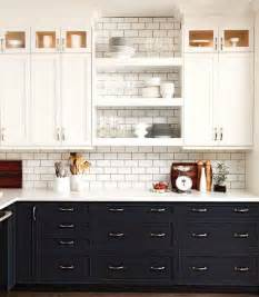 may 2013 page 2 of 8 la dolce vita contrasting kitchen cabinets must have or must go