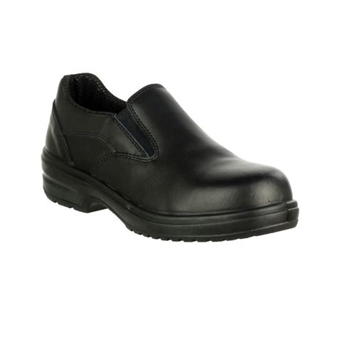 safety shoes for amblers fs94c womens slip on safety shoes charnwood