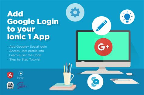 ionic 2 tutorials app android apps on google play add google login to your ionic app tutorials ionicthemes
