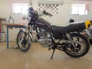 Suzuki Scrambler 250 Scrambler Labmotorcycle
