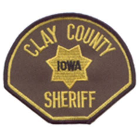 Clay County Sheriff Office by Clay County Sheriff S Office Iowa Fallen Officers