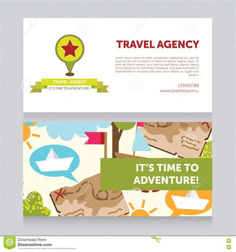 free business card templates for travel agency travel business card templates business card design