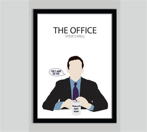 The Office Tv Show Wall