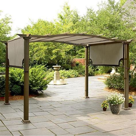 Garden Arbor Gumtree by 17 Best Ideas About Porch Awning On Deck
