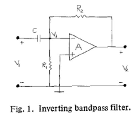 switched capacitor filter bandpass high frequency cmos switched capacitor filters for communications application 28 images