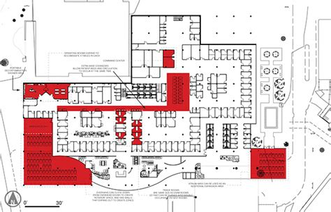 emergency department floor plan saint francis medical center emergency department on behance