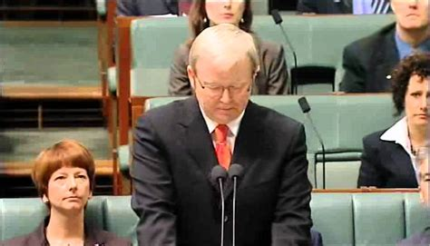 Apology Letter Kevin Rudd national apology to the stolen generations
