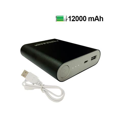 power bank veger 12 000 12000 mah bateria externa universal power bank 12 000 mah tlcastro