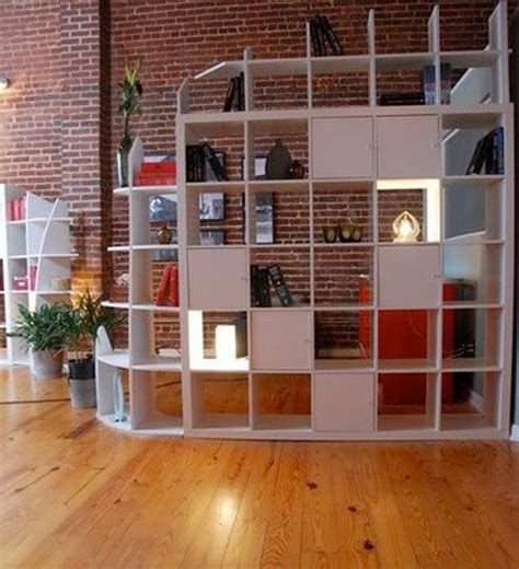 Bookshelf Room Divider Ideas | interior design home decor ideas decoration tips ikea