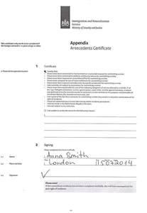 Certification Letter Residency certification letter proof residency certification letter from lto