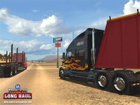 Truck 18 Wheels Of Steel Indir Tç ºrkç E Yama 18 Wos American Haul Ekran G 246 R 252 Nt 252 Leri