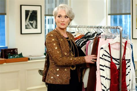 meryl streep as miranda priestly in devil wears prada quotes devil wears prada scene quotesgram