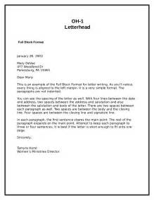 Cover Letter Style by Definition Of Block Format Letter Style Cover Letter
