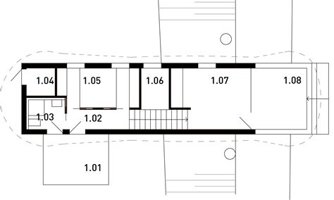 Garden House Contains An Unusal Tarp Shell Casey Key Guest House Plans