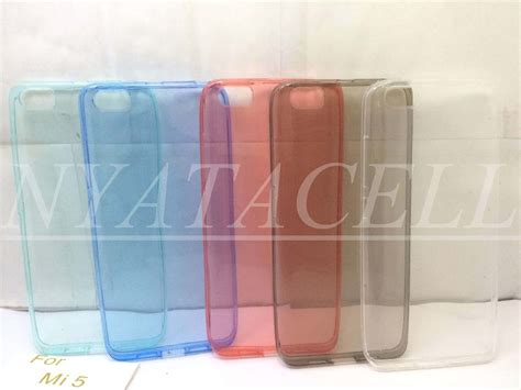 Casing Xiaomi Mi 5 Mi5 Pro Ultrathin Transparan Jelly Soft Ultr 3 jual beli ultrathin xiaomi mi5 pro ultra