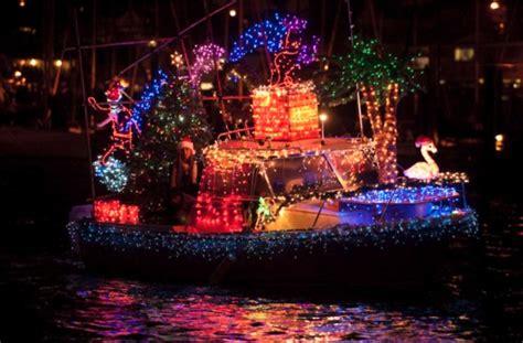 2017 holiday lights sights boat parade fisherman s