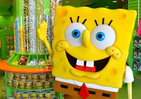 boat horn spongebob chance to help out spongebob in summer blackpool gazette