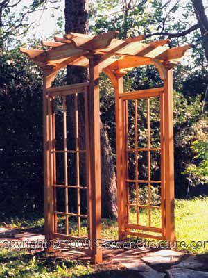 Garden Arch Patterns Outdoor Wood Arbor Designs Wooden Pergola Kits Brisbane