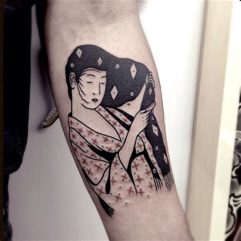 geisha tattoo meaning 50 japanese geisha meaning and designs