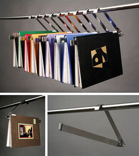hanging bookshelves hanging binder bookshelves
