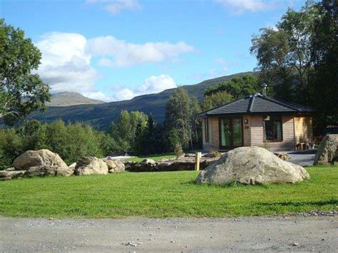 experience with the new loch tay woodland cabins