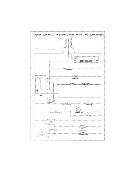 sears kenmore refrigerator wiring diagrams wiring
