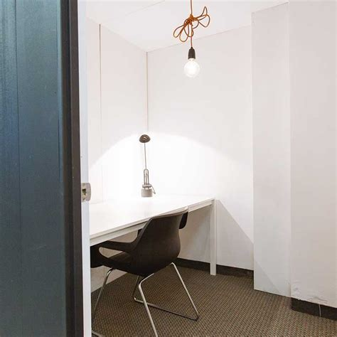 Silent Room by Depo8 Coworking Space Melbourne