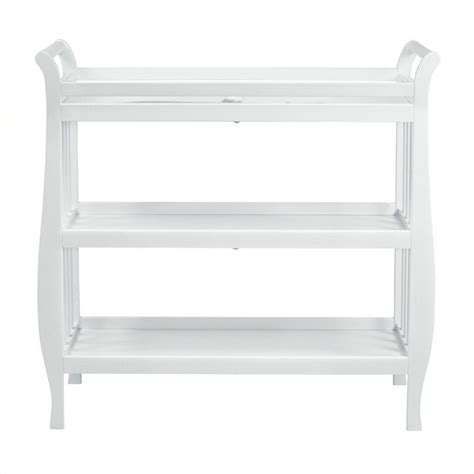 Davinci Changing Table White Davinci Emily Changing Table Ii In White M4703wp