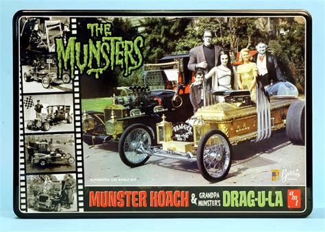 Where Is The Munsters Car Today by Munster Garage A Look At The Hellraisin Hotrods Of The