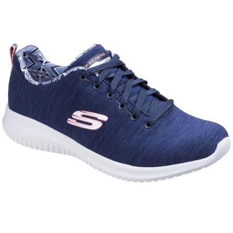 Skechers Ultra Flex by Skechers Ultra Flex Choice Womens Sports Shoes