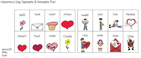 theme day synonym valentine s day synonyms antonyms fun
