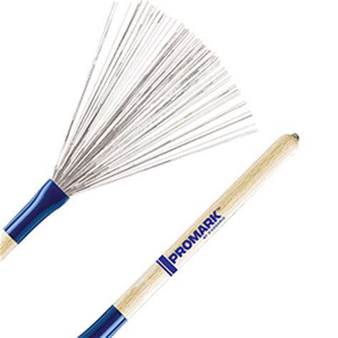 B300 White Promo promark drumsticks b300 oak handle accent brush