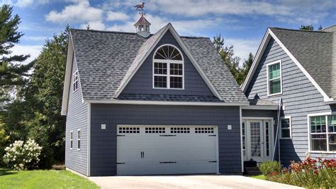 detached two car garage prices from amish pennsylvania