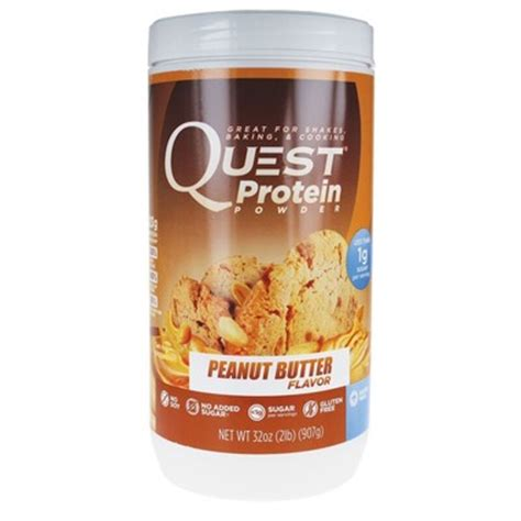 d protein powder nutrition buy quest nutrition peanut butter protein powder at well