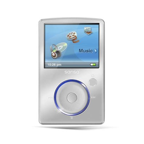 Rocks On With B2 Mp3 Player by Updating Your Sansa Fuze Driver
