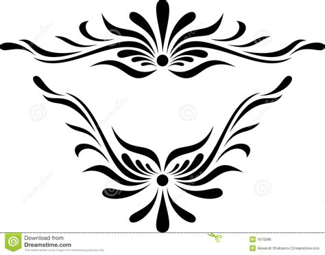 design clipart scroll design stock vector illustration of angle fantasy