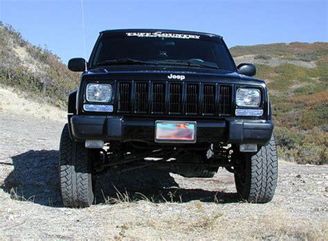 2001 Jeep Grand Lift Kit 1987 2001 Jeep 4x4 3 5 Suspension Lift Kit Ez