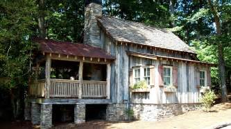 Country Cottage House Plans With Porches Rustic Country Cabins Design Ideas For House