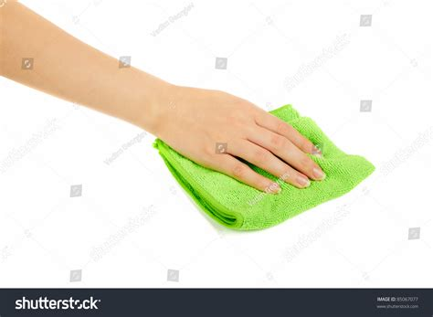 amazing of stock photo hand with sponge cleaning bathroom hand holding a sponge isolated on white background