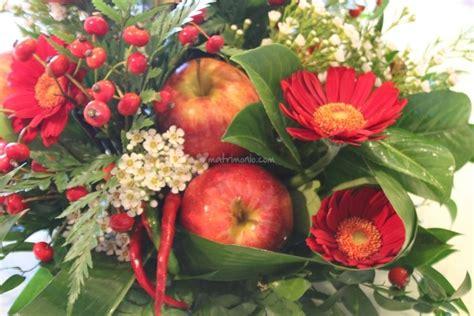 fiori e frutta idea verde