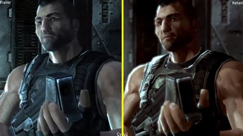Our Top 3 For E3 2007 by Turok E3 2007 Trailer Vs Retail Pc Graphics Comparison