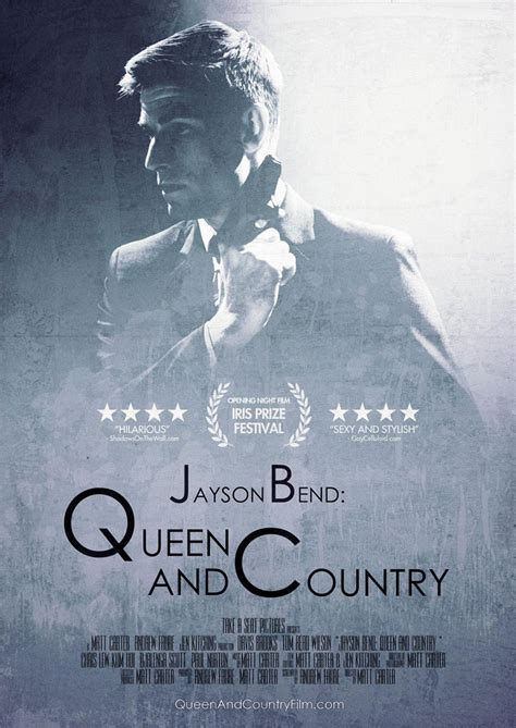 film review queen and country jayson bend queen country gay film review big gay