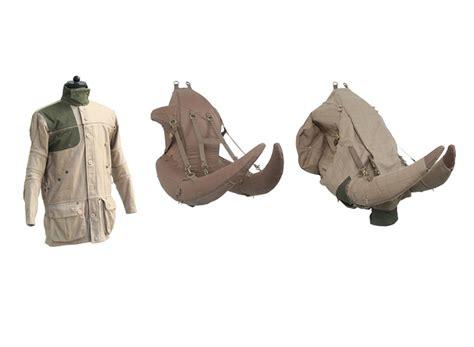 designboom elephant hunting jackets of endangered species by rohan chhabra