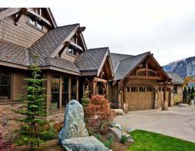 Craftsman Style Homes Plans by Craftsman Style Timber Frame House Quotes