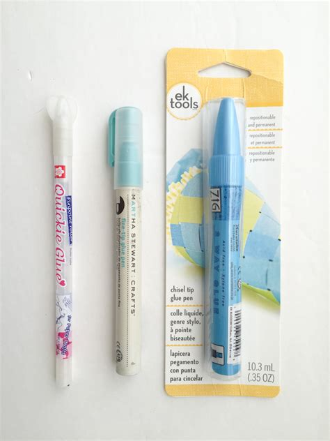 Best Glue For Paper Crafts - 8 types of adhesives every paper crafter needs