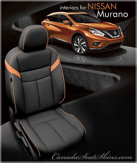 Cover Nissan Murano leather seat covers nissan murano 2004 velcromag
