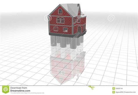buy bricks for houses buying a house stock images image 33009744