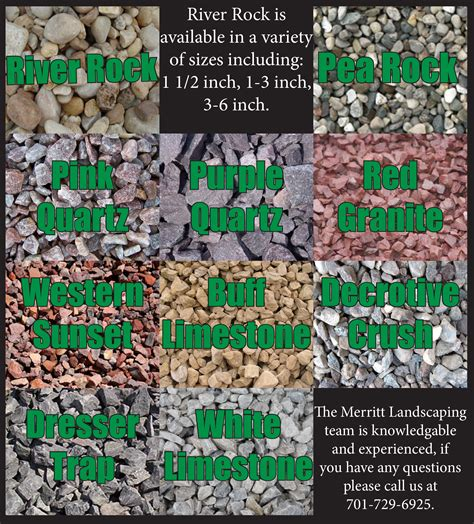types of landscaping rocks types of river rock for landscaping home ideas