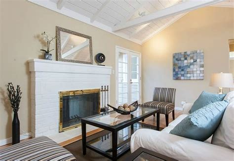how to paint a brick fireplace white how to paint a brick fireplace bob vila
